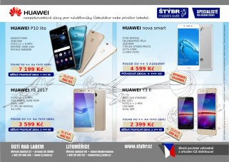více o novince zde - Ceny Huawei telefonů LETÍ DOLŮ - POZOR POZOR!! Toto je nabídka, která se nebude jen tak...