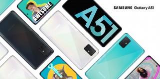 více o novince zde - Zahájení prodeje nové Galaxy A série - Očekávaná novinka Samsung Galaxy A51, nástupne bestselleru Samsung Galaxy A50,...
