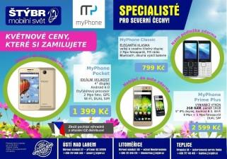 více o novince zde - Nová květnová nabídka - Telefony za ceny, které si zamilujete - OPRAVDU!!! Na našich...