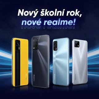 více o novince zde - Objevte unikátní telefony značky Realme! - Přijďte se o jejich kvalitách přesvědčit na naše prodejny.